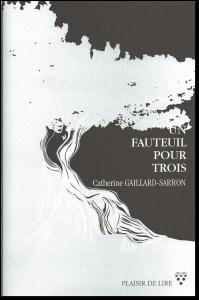 """La couverture de """"Un fauteuil pour trois""""."""