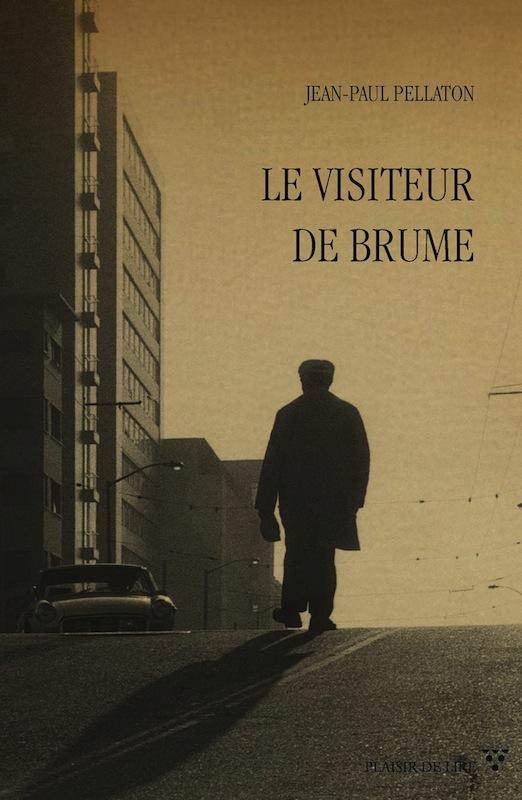 """La couverture de """"Le Visiteur de Brume""""."""