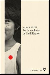 """La couverture des """"Funambules de l'indifférence""""."""