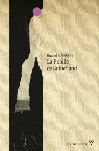 """La couverture de """"La Pupille de Sutherland""""."""