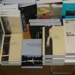 """Les nouveautés des éditions Plaisir de Lire au coeur des bibliothèques """"littérature suisse"""" de la librairie Albert-le-Grand."""