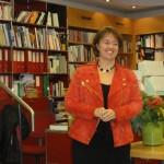 Isabelle Cardis Isely, Présidente de l'Association Plaisir de Lire.