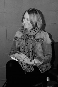 "Abigail Seran, auteure de ""Marine et Lila"". [©Sandra Hildebrandt]"