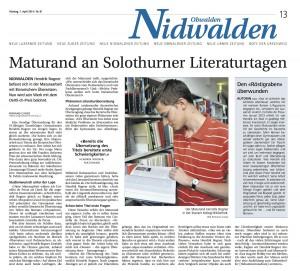 Un article consacré à Hendrik Rogner.