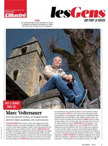 marc voltenauer - L'Illustré
